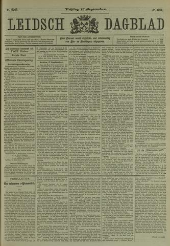 Leidsch Dagblad 1909-09-17