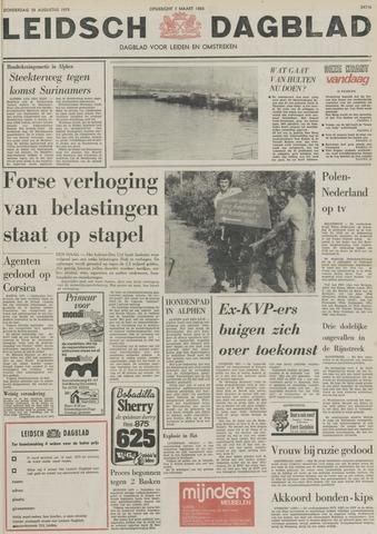 Leidsch Dagblad 1975-08-28