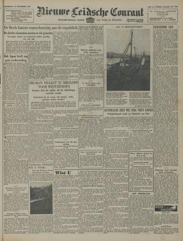 Nieuwe Leidsche Courant 1947-12-20