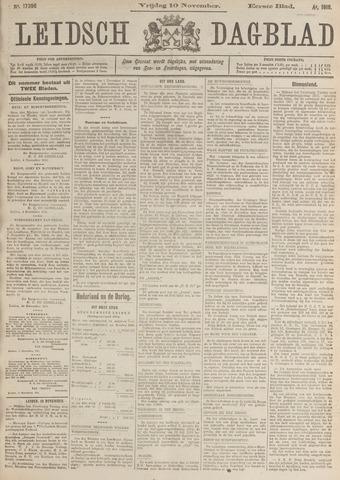 Leidsch Dagblad 1916-11-10