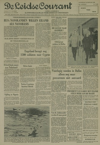Leidse Courant 1964-02-20