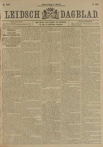 Leidsch Dagblad 1902-06-07