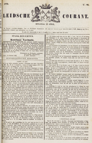 Leydse Courant 1882-04-25