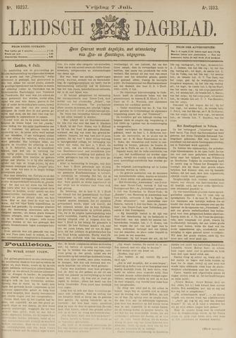 Leidsch Dagblad 1893-07-07