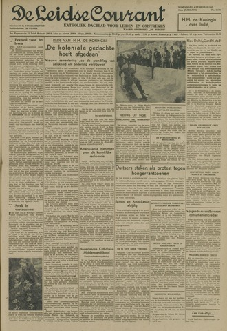 Leidse Courant 1948-02-04