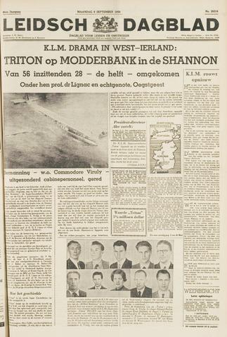 Leidsch Dagblad 1954-09-06