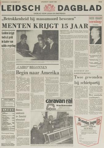 Leidsch Dagblad 1977-12-14