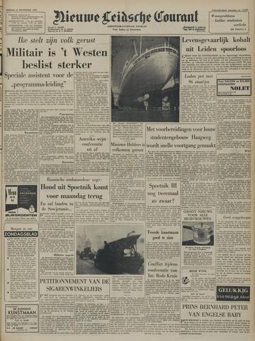 Nieuwe Leidsche Courant 1957-11-08