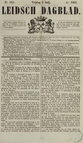 Leidsch Dagblad 1861-07-05