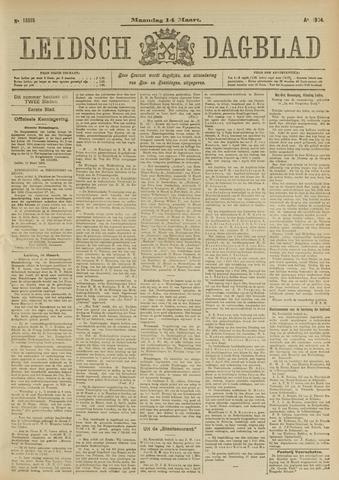 Leidsch Dagblad 1904-03-14