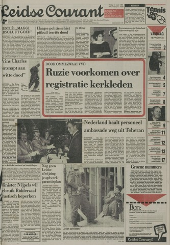 Leidse Courant 1988-03-11