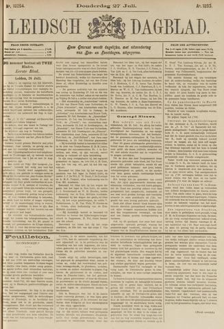 Leidsch Dagblad 1893-07-27
