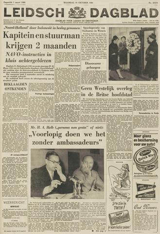 Leidsch Dagblad 1961-10-16