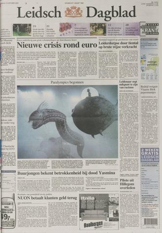 Leidsch Dagblad 2000-10-19