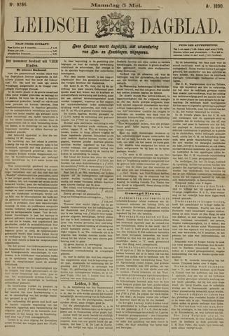 Leidsch Dagblad 1890-05-05