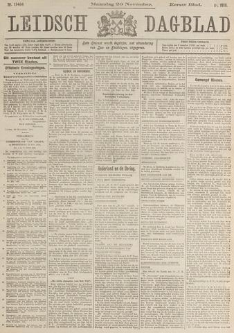 Leidsch Dagblad 1916-11-20