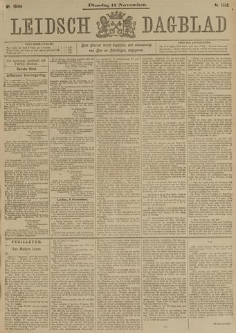 Leidsch Dagblad 1902-11-11