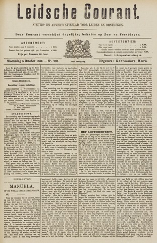 Leydse Courant 1887-10-05