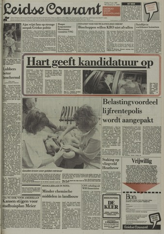 Leidse Courant 1987-05-08