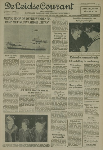 Leidse Courant 1964-02-03