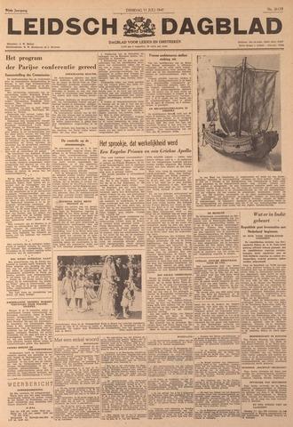 Leidsch Dagblad 1947-07-15