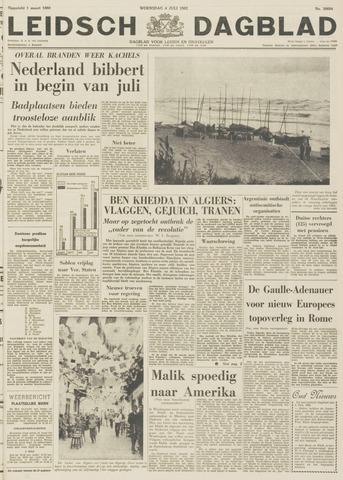 Leidsch Dagblad 1962-07-04