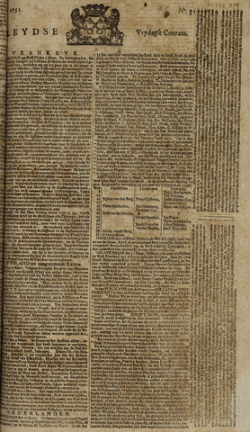 Leydse Courant 1751-03-12