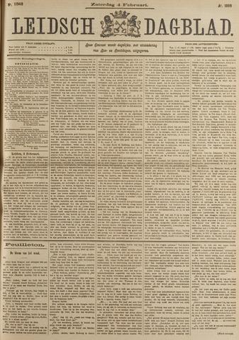 Leidsch Dagblad 1899-02-04