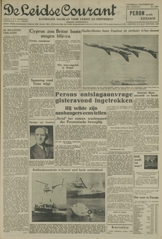 Leidse Courant 1955-09-01