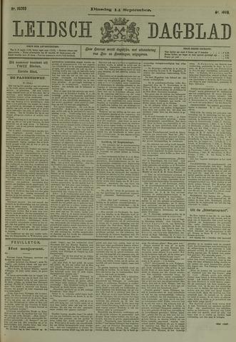 Leidsch Dagblad 1909-09-14