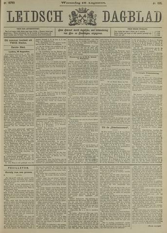 Leidsch Dagblad 1911-08-16