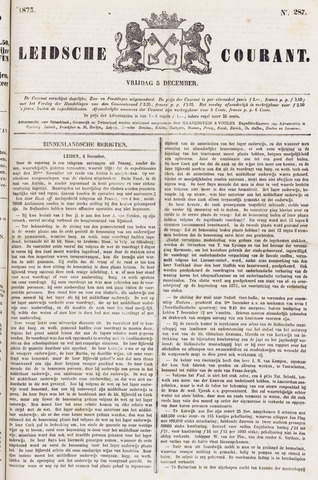 Leydse Courant 1873-12-05