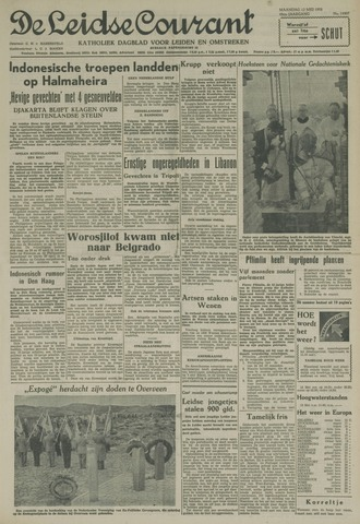 Leidse Courant 1958-05-12