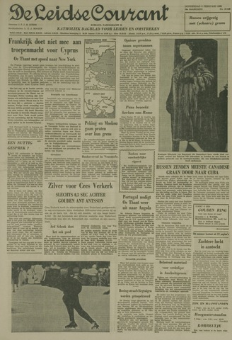 Leidse Courant 1964-02-06