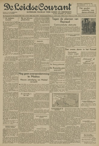 Leidse Courant 1948-08-09