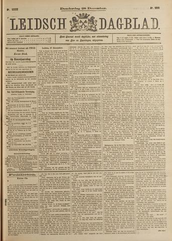 Leidsch Dagblad 1899-12-28
