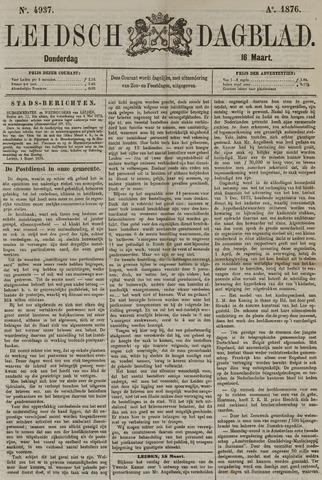 Leidsch Dagblad 1876-03-16