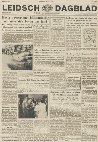 Leidsch Dagblad 1956-07-10