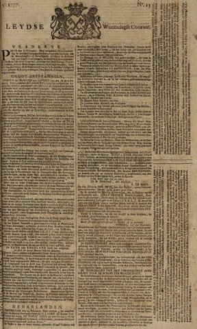Leydse Courant 1777-02-26