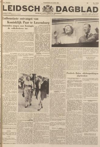 Leidsch Dagblad 1951-06-20