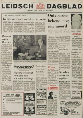 Leidsch Dagblad 1974-08-23