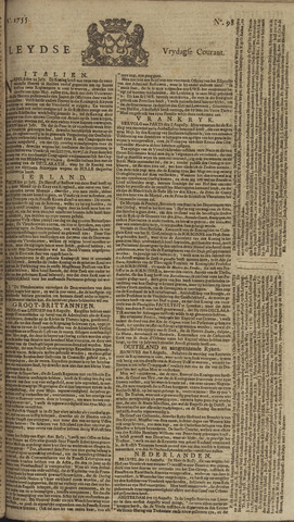 Leydse Courant 1755-08-15