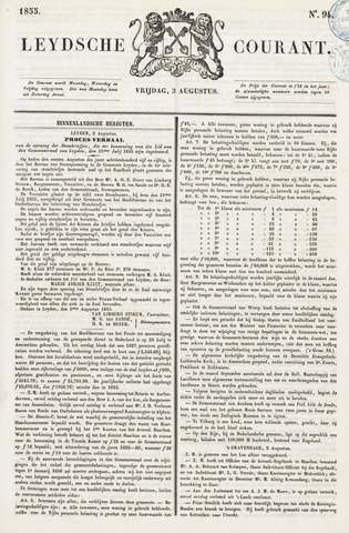 Leydse Courant 1855-08-03