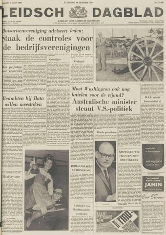 Leidsch Dagblad 1967-10-14
