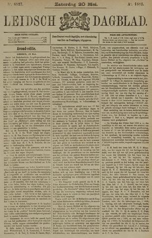 Leidsch Dagblad 1882-05-19