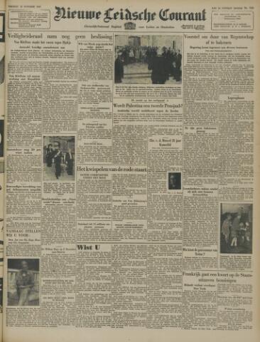Nieuwe Leidsche Courant 1947-10-10
