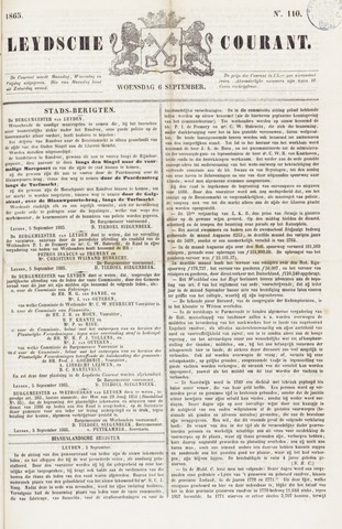 Leydse Courant 1865-09-06