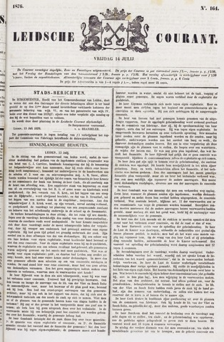 Leydse Courant 1876-07-14