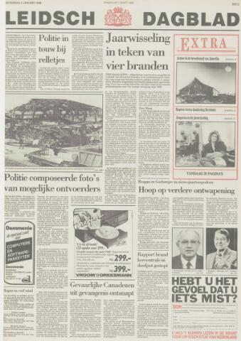 Leidsch Dagblad 1988