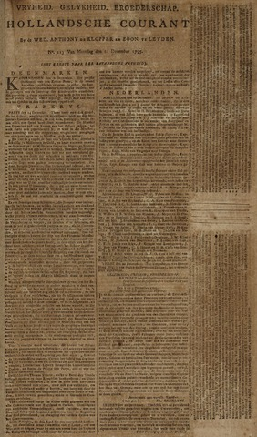 Leydse Courant 1795-12-21